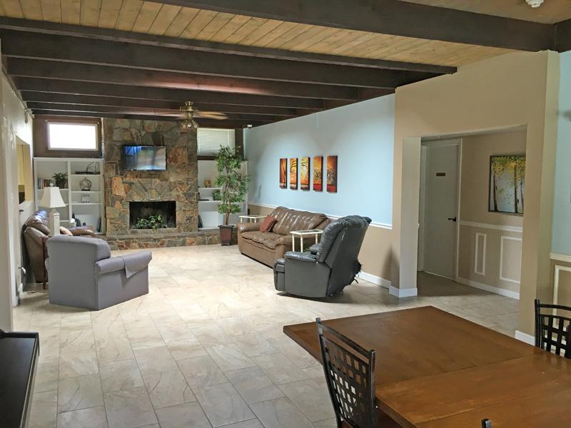 Vista Sandia Living Room